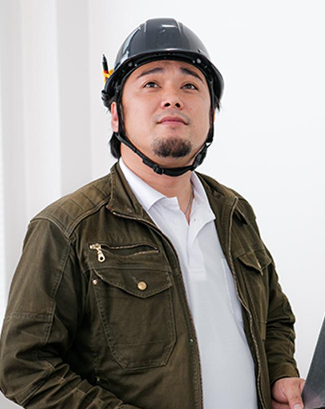 上川 雄大 TAKEHIRO KAMIKAWA