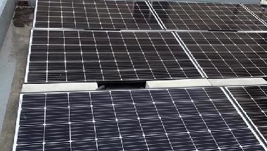 K様邸 太陽光設置工事