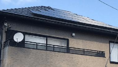 A様邸 太陽光設置工事