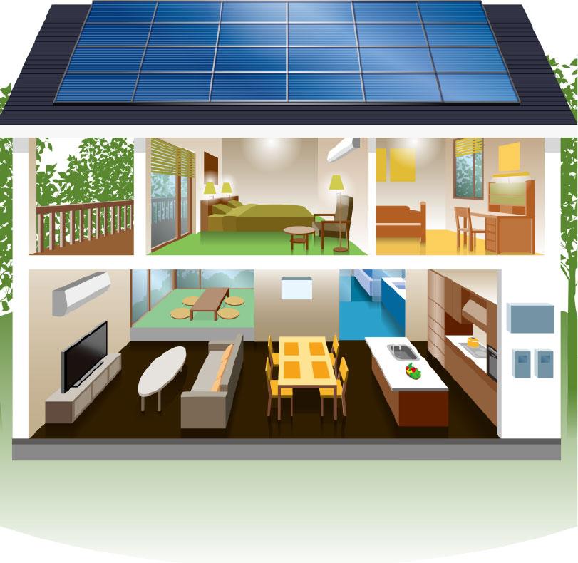 電気は使うだけでなく貯める時代です。